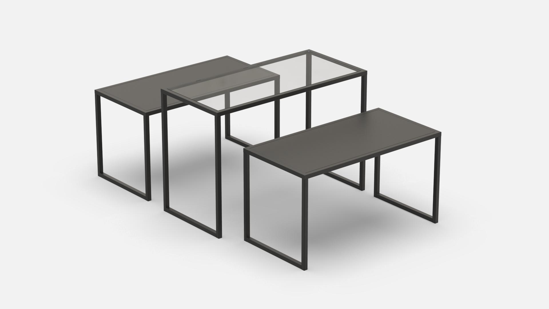 Комплект столов СТ 120