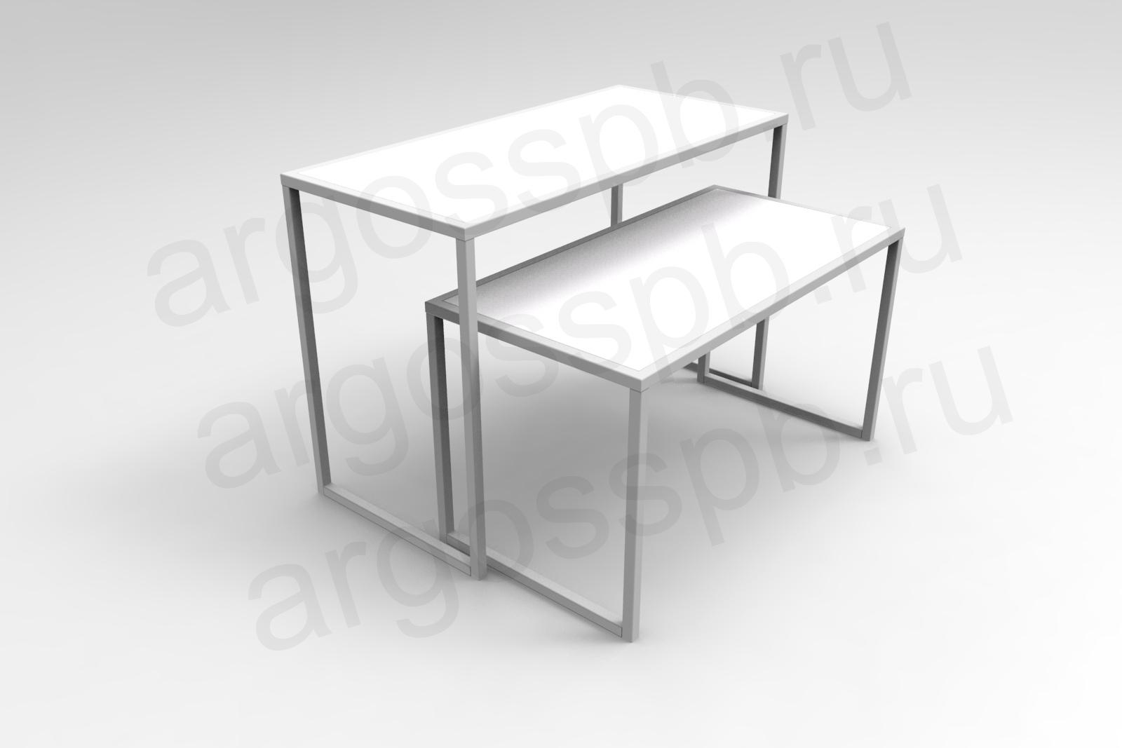 Комплект столов белый СТ 103